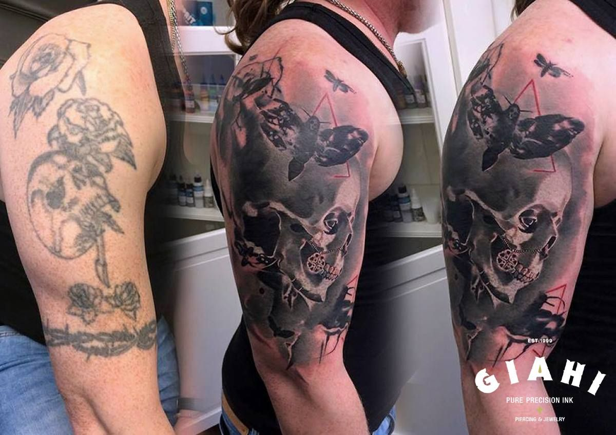 50 cover up tattoos that will stun you instantly cover