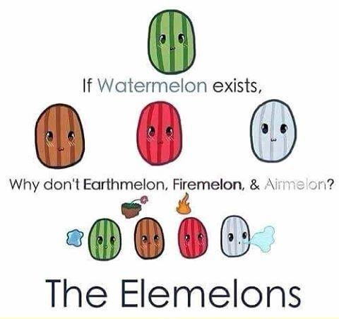 Gotta be a Melon Lord!