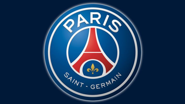 psg logo emblem