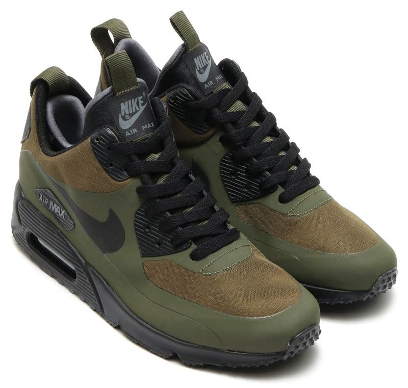 Nike Air Max 90 Mid Utility Five Upcoming Colorways  EU Kicks Sneaker