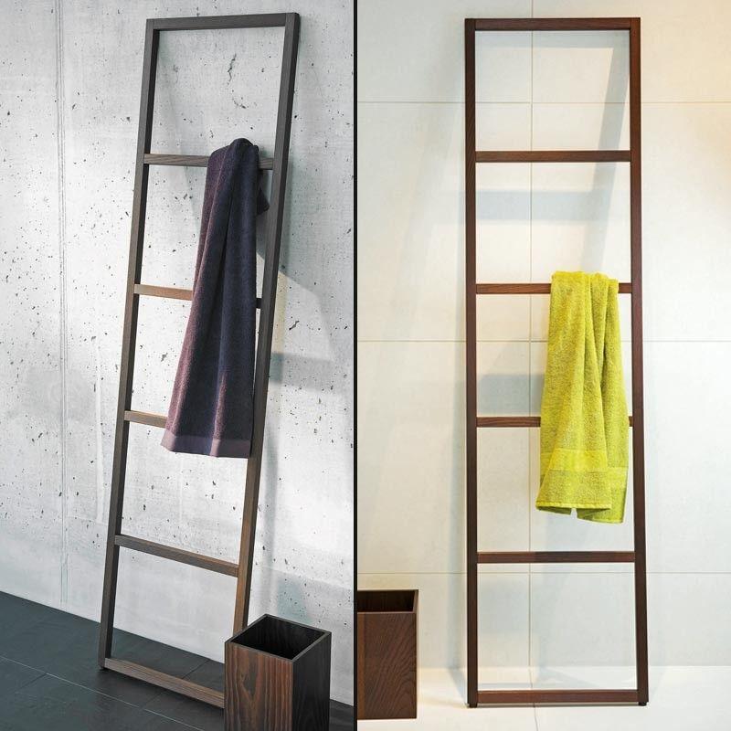 chelle d co salle de bains porte serviette. Black Bedroom Furniture Sets. Home Design Ideas