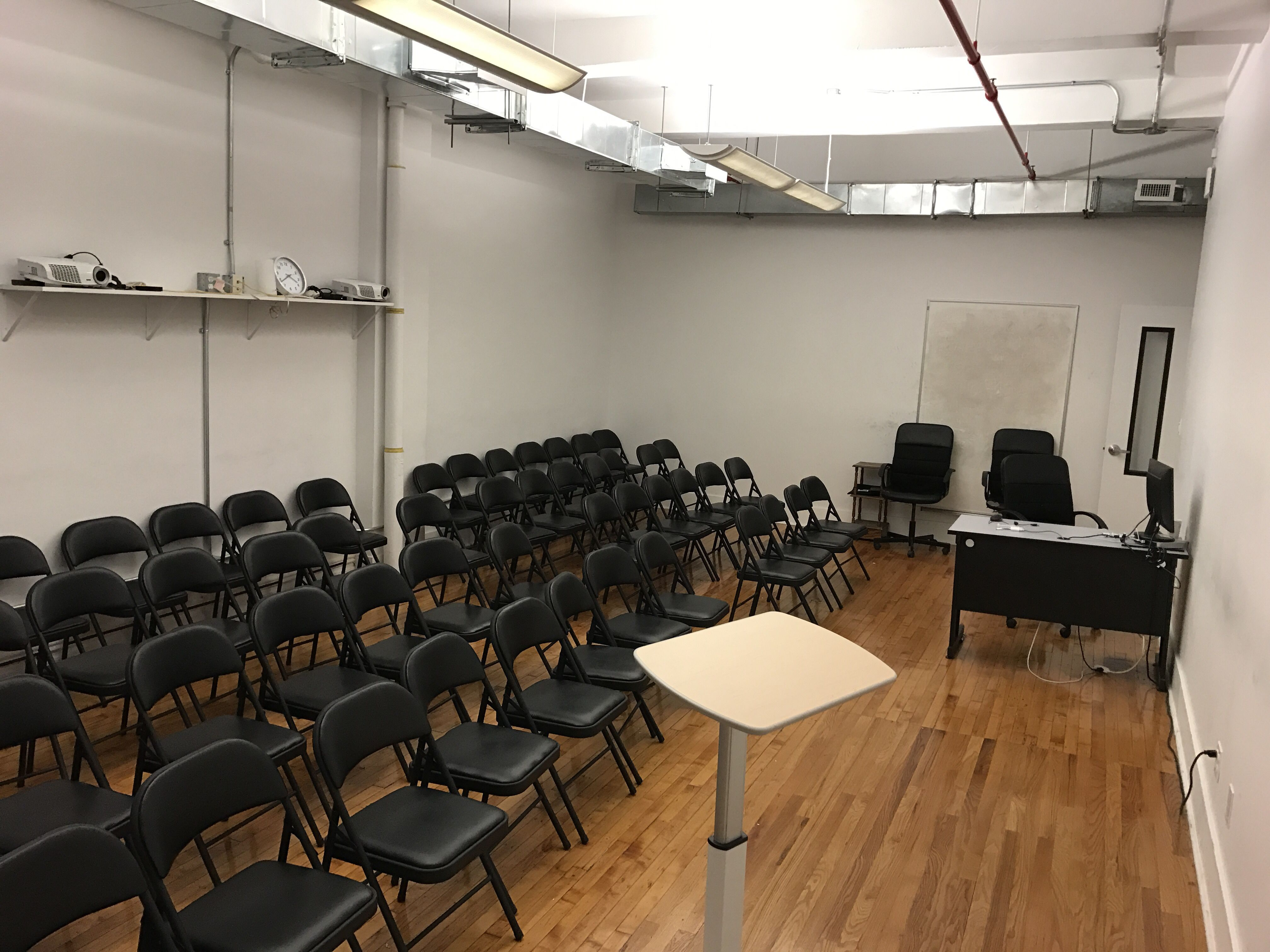 App academy ny office lecture area