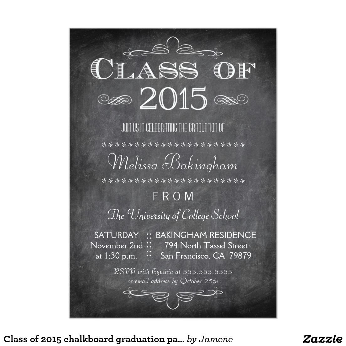class of 2015 graduation invitations wwwimgkidcom