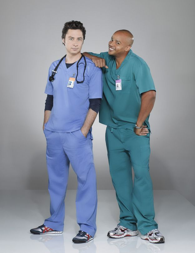 zach braff took over donald faison s reddit ama and it was hilarious