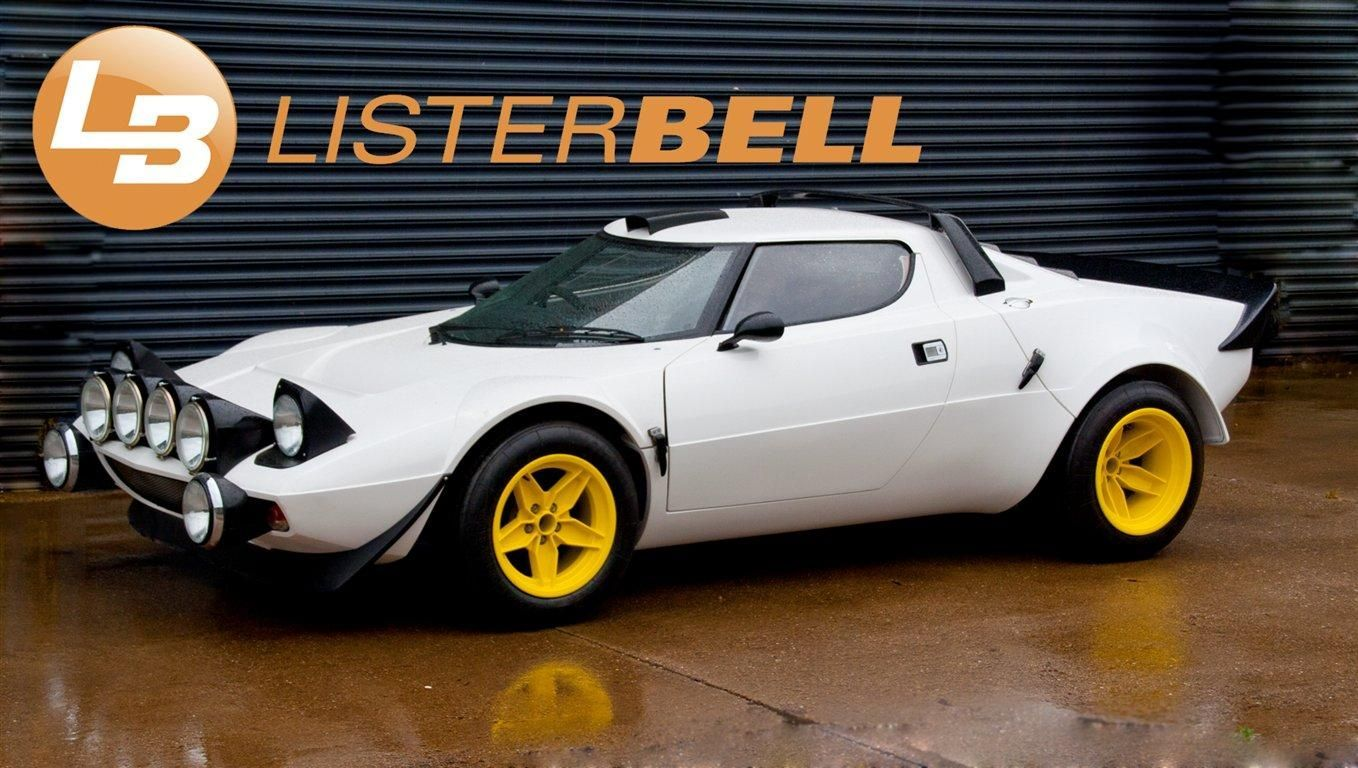 Lancia Stratos replica: is the Lister Bell STR kitcar better than ...