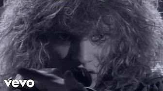 A Ha Take On Me Official Video Youtube Bon Jovi Rock
