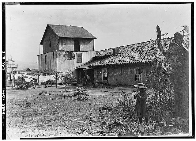 1901 La Casa de la Guerra, 11-19 East de la Guerra Street, Santa Barbara, Santa Barbara