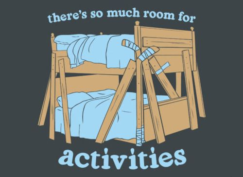 So Much More Room For Activities Brothers Movie Step Brothers Funny Tshirts
