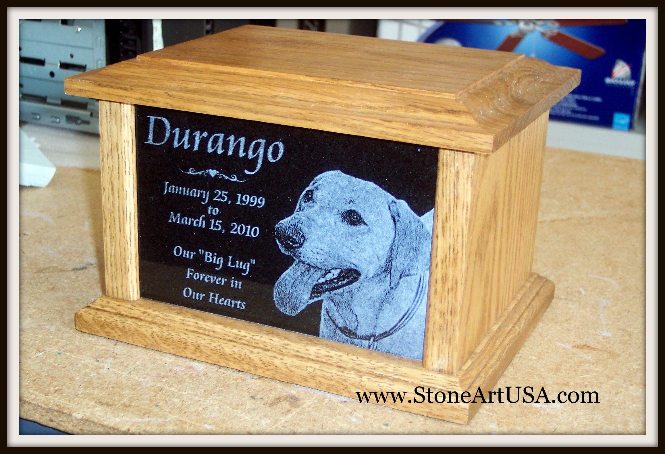 R.I.P. Durango New Ideas for Pet Grave Stones