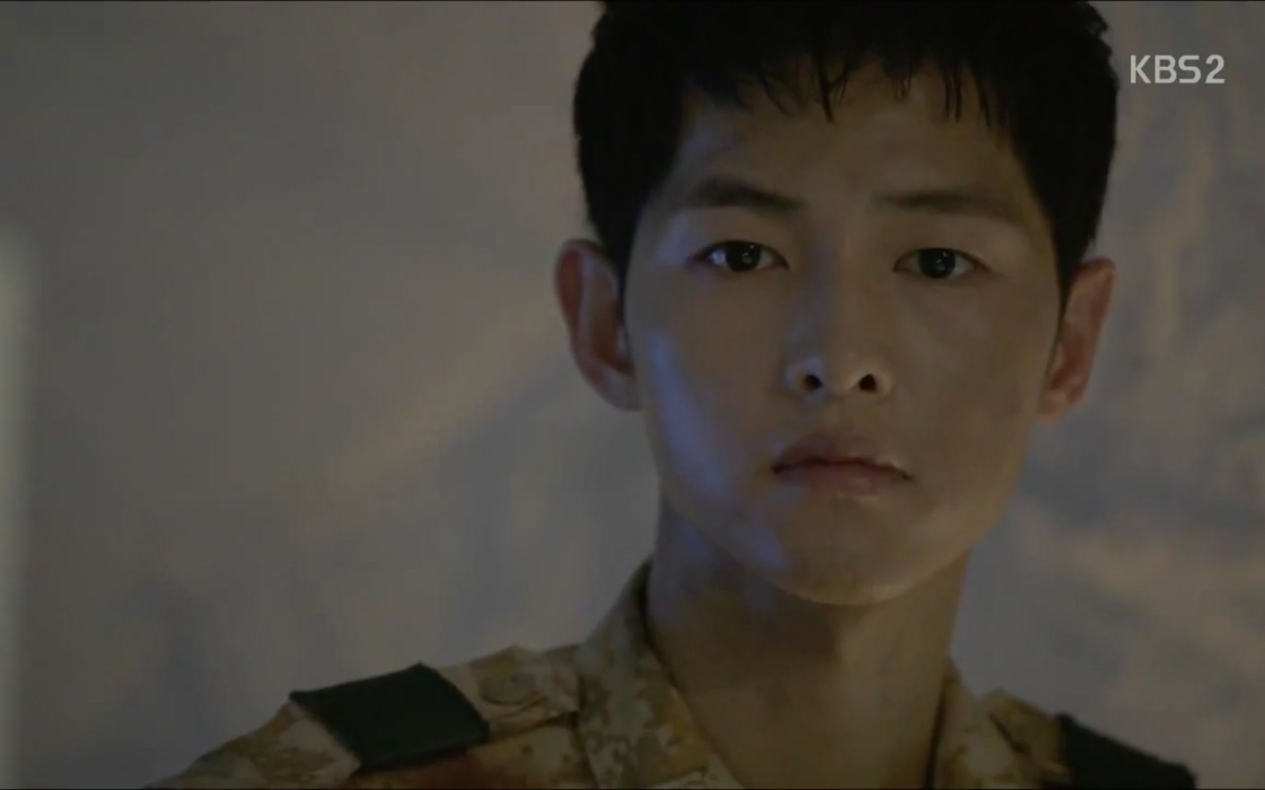 Ep 8 Descendants Of The Sun Song Joong Ki Korean Drama My