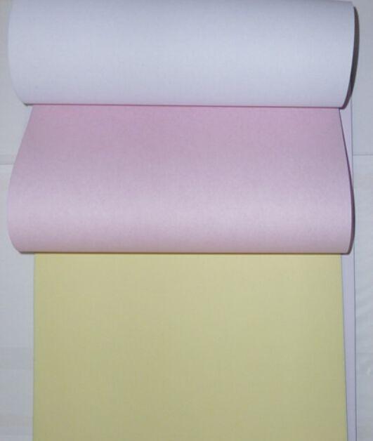 Custom A4 Carbonless receipt invoice book NCR Quote Books - invoice books custom