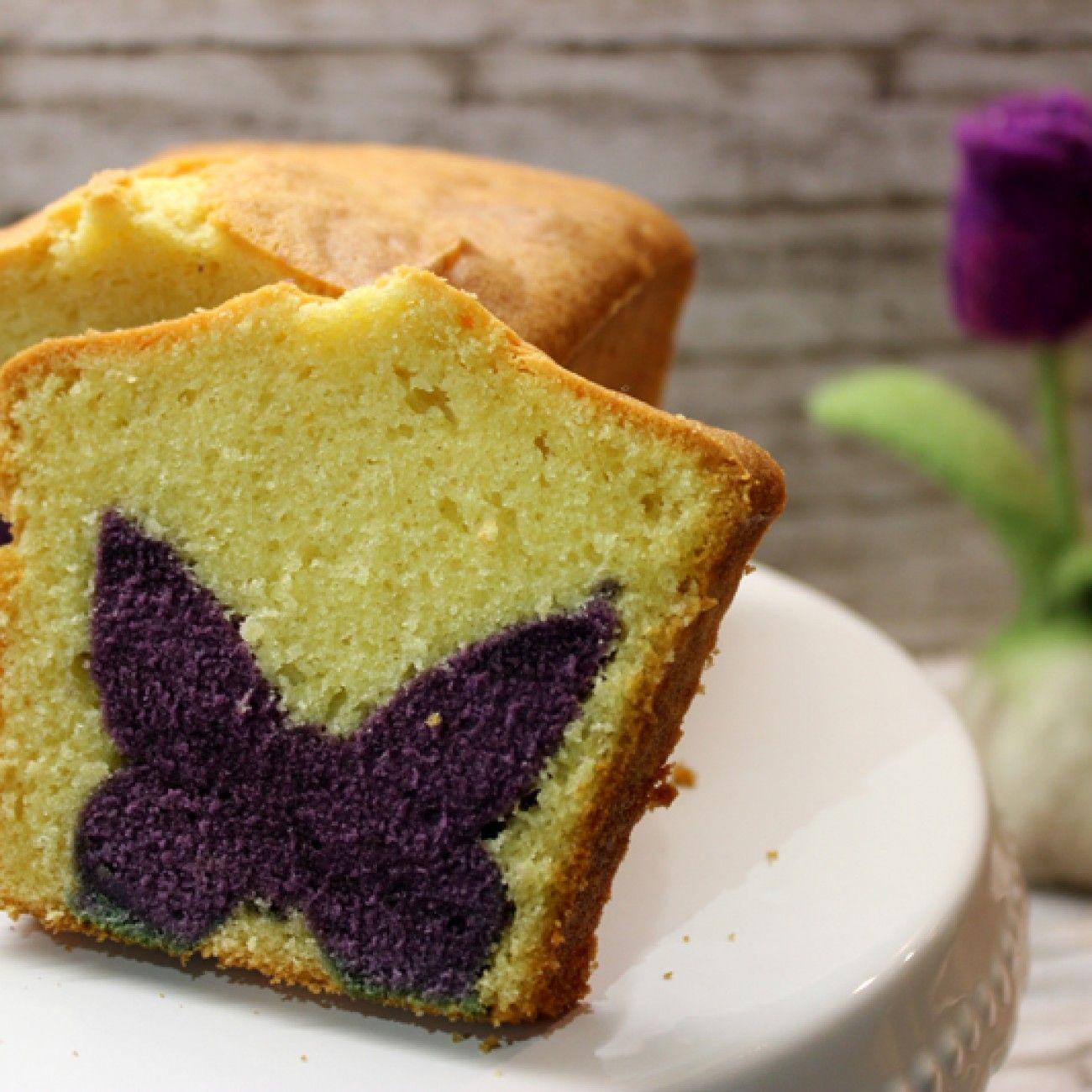 Sanella Geburtstagskuchen: Schmetterlingskuchen