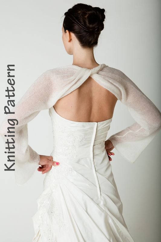 Bridal knitting pattern for scarf twisted. | Knitting - wraps and ...