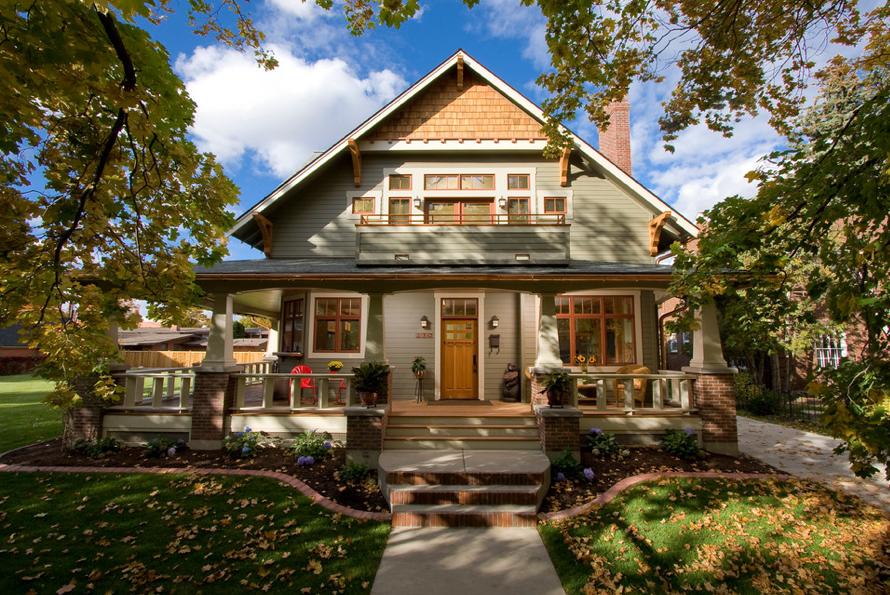Exterior Gable Trim craftsman style gable trim | craftsman style home | for the home