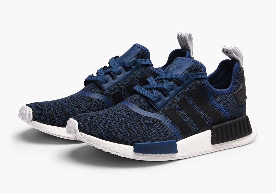 adidas NMD R1 Mystic Blue BY2775 Release Date | SneakerNews.com