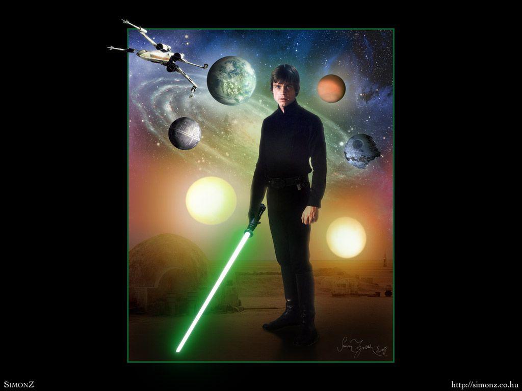 Http Todofondosdecienciaficcion Com Wp Content Uploads Images 2a Luke Skywalker Jpg Star Wars Images Star Wars Wallpaper Star Wars Awesome
