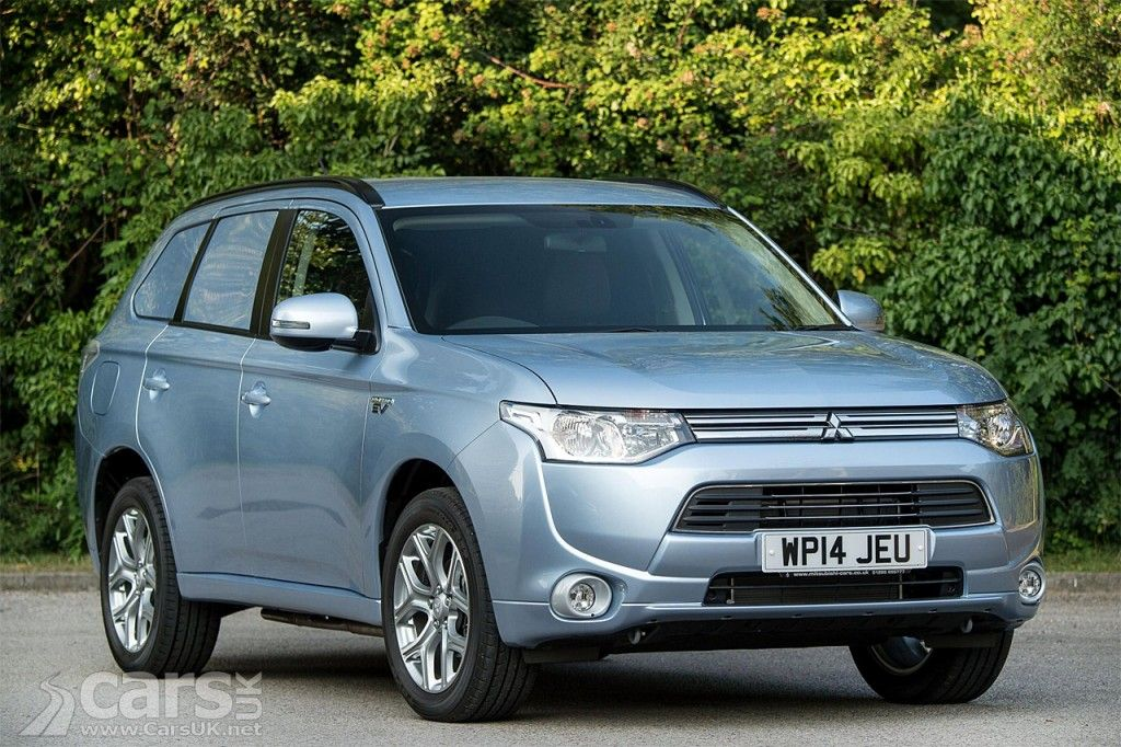 Mitsubishi Outlander Phev Leads Strong Rise In Ulev Sales Outlander Phev Mitsubishi Outlander Outlander