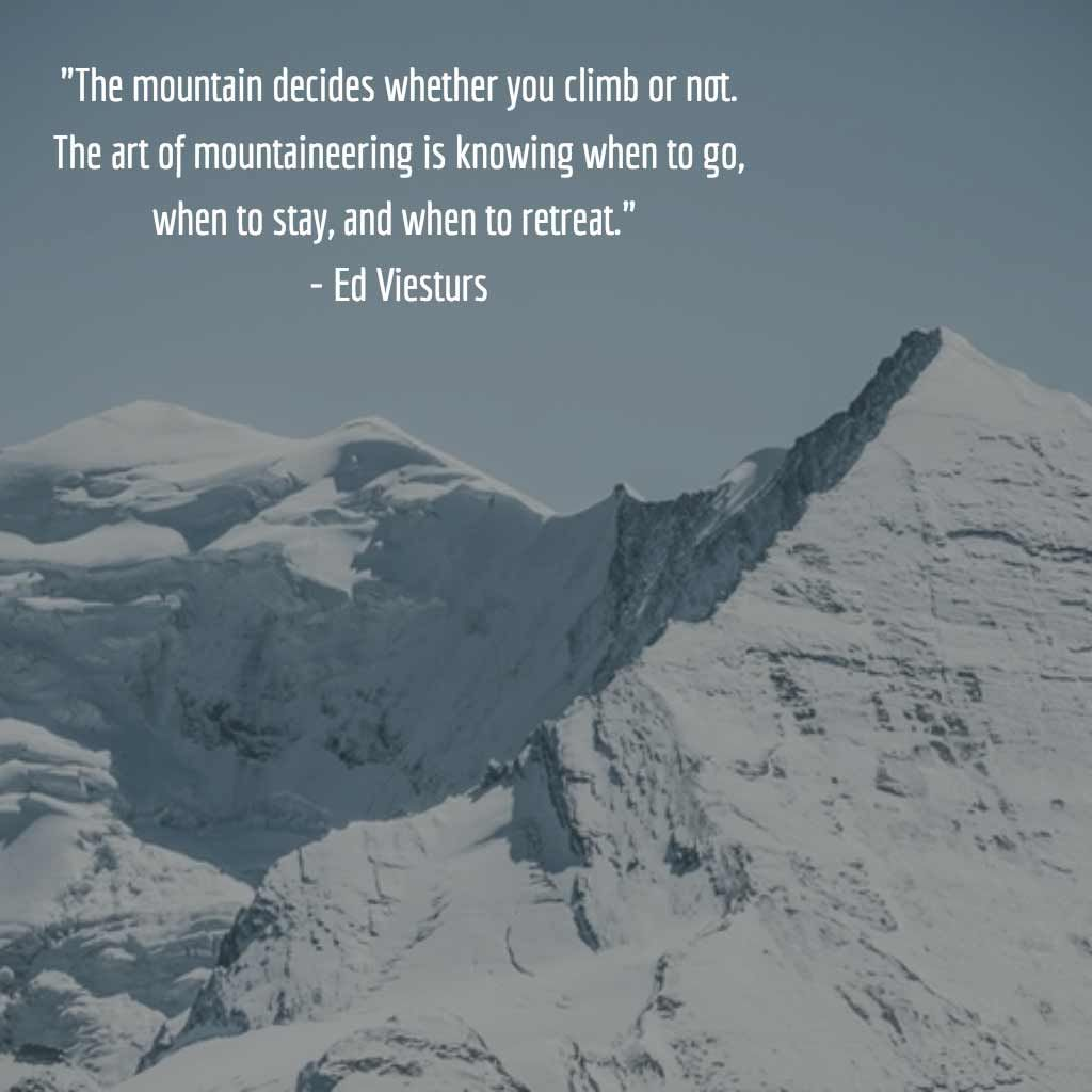 Mountain Quotes That Will Inspire You Mountain quotes