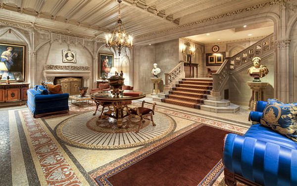 LUXURY ENTRANCE ROOMS RESIDENTIAL