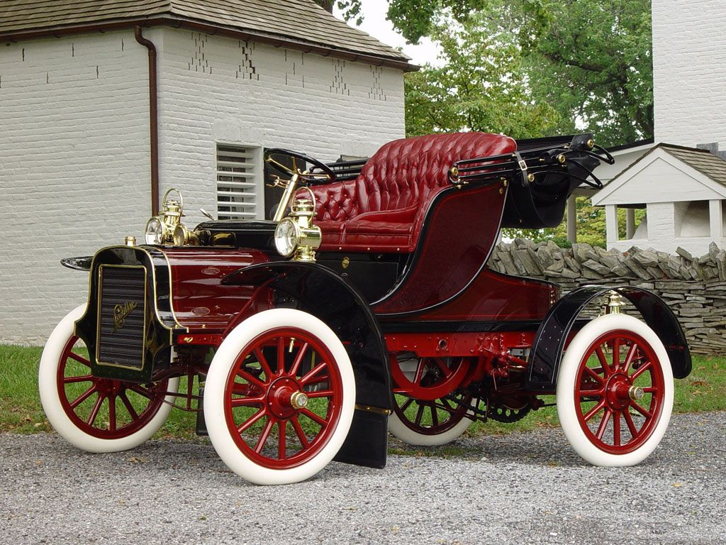 1906 Cadillac Model K: 1906 Cadillac Model K Runabout