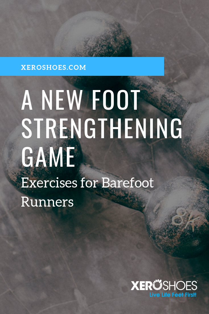 Whether you're a barefoot runner or barefoot walker, or just looking to strengthen your feet. this i...