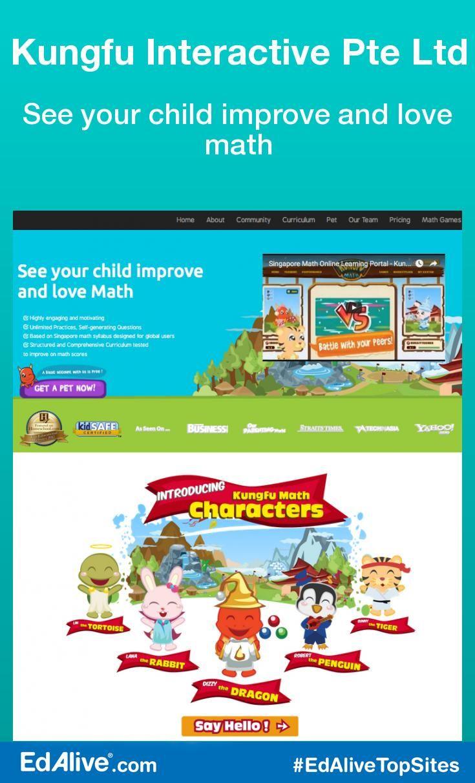 Kungfu Interactive Pte Ltd   Math, Maths and Mathematics   Pinterest ...