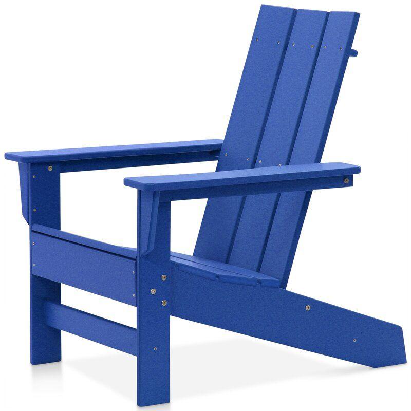 Oakdale Plastic Resin Adirondack Chair With Images Adirondack