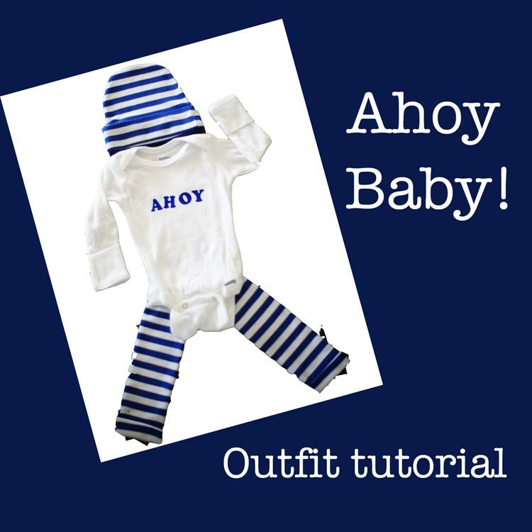 Cute baby outfit how to     Please 'Like', 'Repin' and 'Share'! Thanks :)