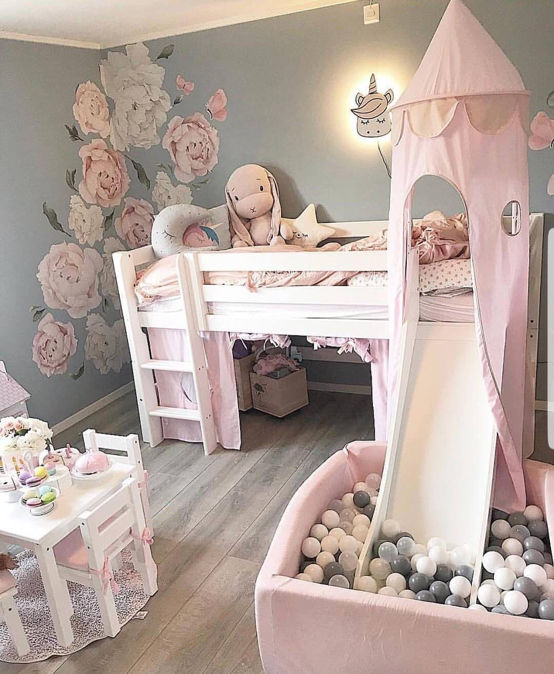 Pin By Roberta Gestra On Cameretta In 2019 Girl Room Little