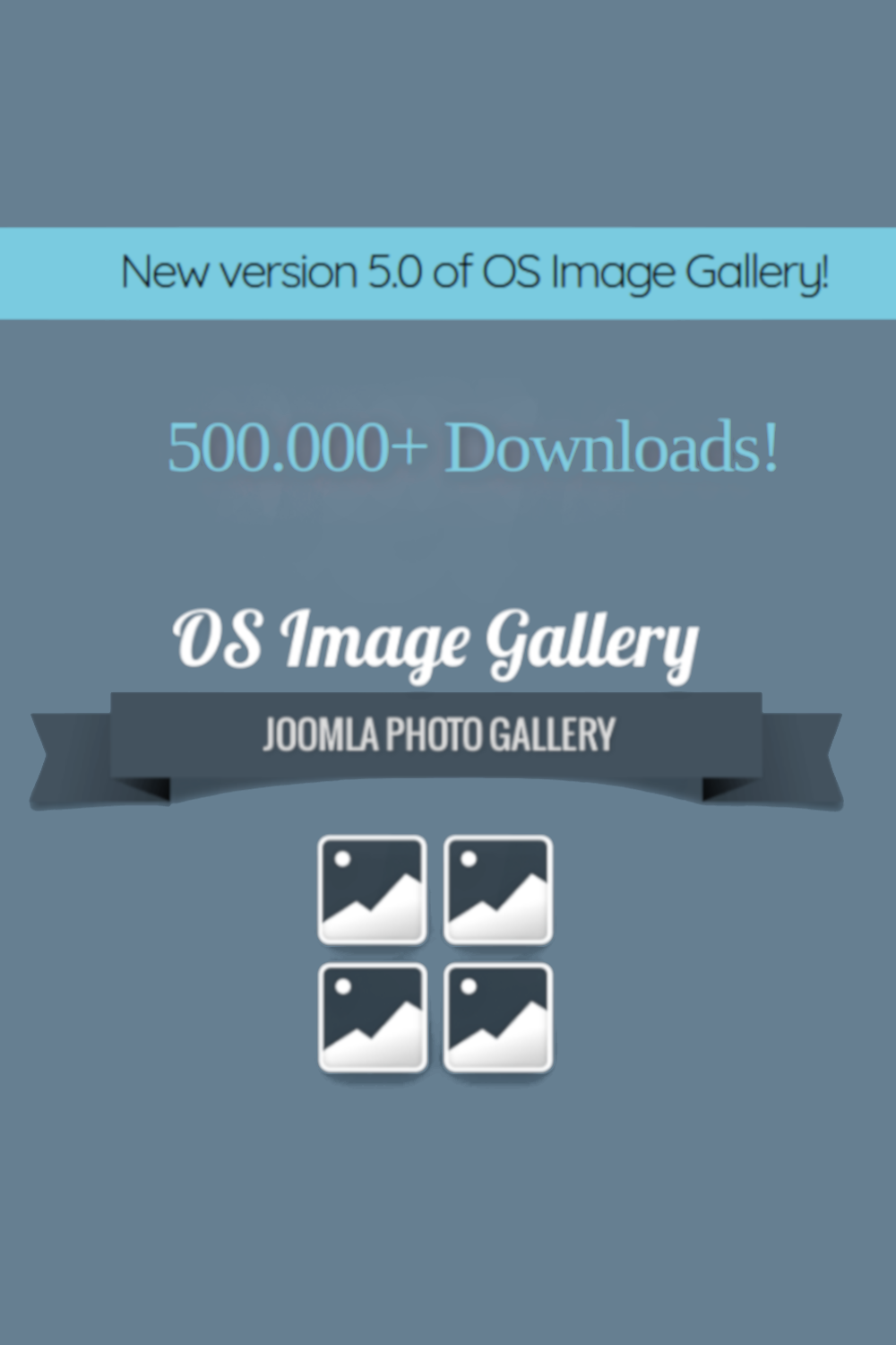 OS Image Gallery is responsive Joomla extension for