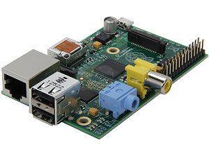 Raspberry Pi Model B RASPBRRY-PCBA512 Broadcom BCM2835 700MHz ARM1176JZFS Motherboard/CPU/VGA Combo