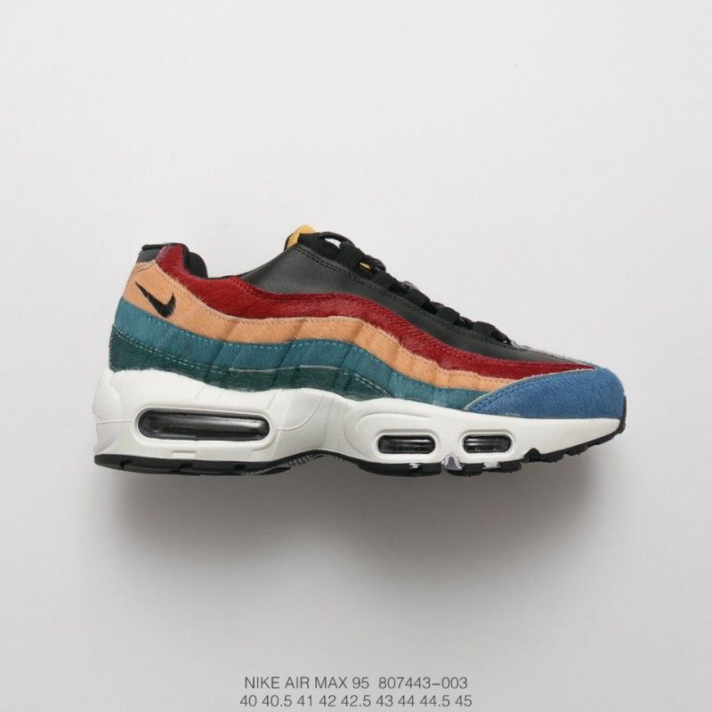 best service 3a79d 29888 Original Nike Air Max 95 Multi-Color Releases This Friday ...
