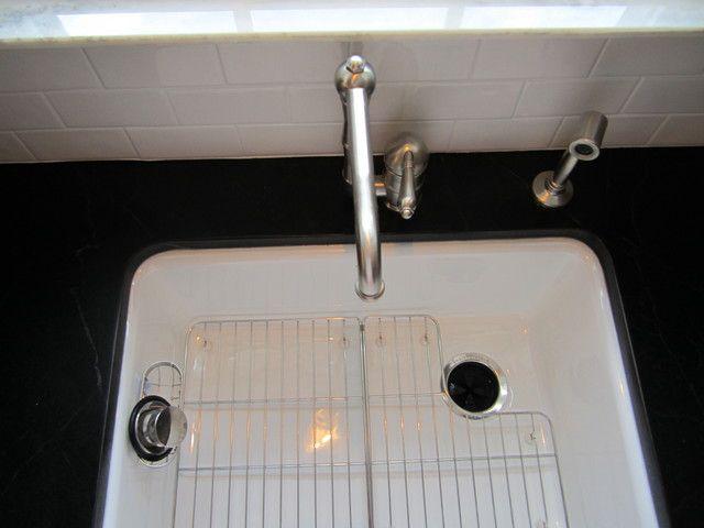 Ordinaire Apron Sink Shaw Or Kohler Whitehaven   Kitchens Forum   GardenWeb