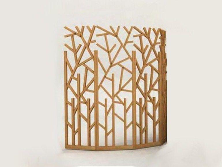 Separador de ambientes para exteriores de madera nest - Separador de ambientes ...