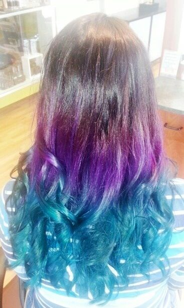 14++ Lilac and turquoise hair ideas in 2021