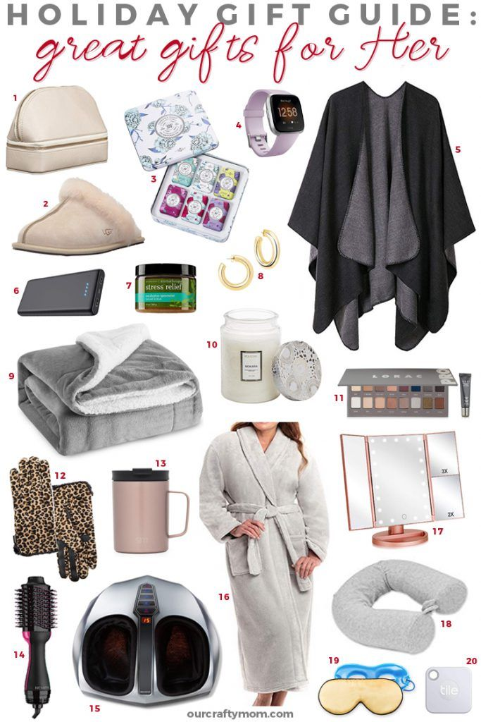 Holiday Gift Guide – Great Amazon Gifts For Her