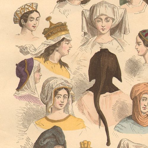 15th Century Women S Hairstyles Google Search 15th Century Zelda Characters Fictional Characters