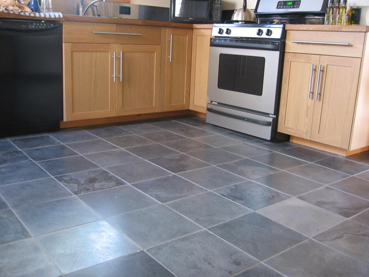 Laminate tile that looks like slate/stone/ceramic tile