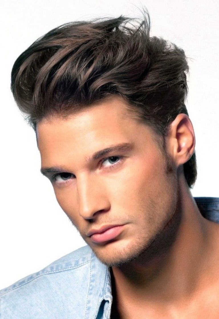 Peachy 1000 Images About Haircuts On Pinterest Pompadour Men Hair And Short Hairstyles Gunalazisus