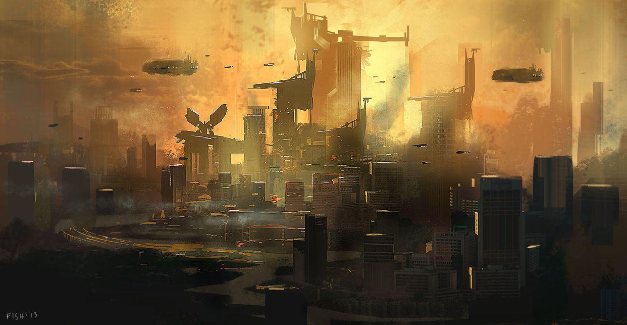 City Heat. by Fish032 on DeviantArt