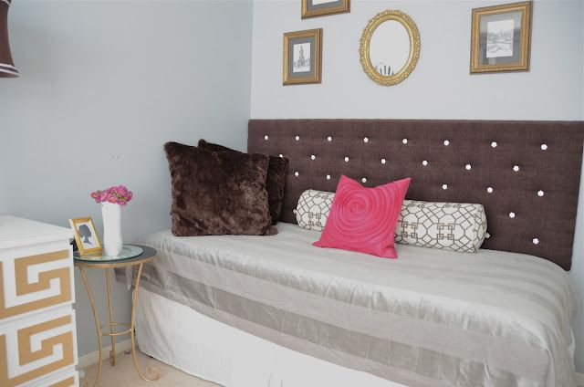 Twin Bed Turned Into Couch Or Day Bed For The Home Pinterest Twin Beds Twins And Pillows