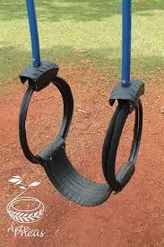 Resultado de imagem para como fazer parque de pneus