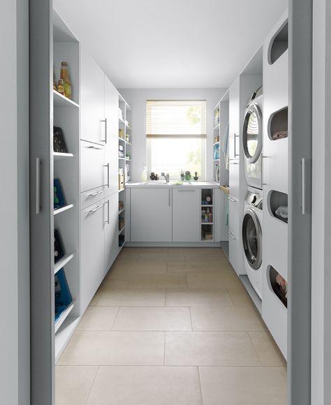 Hauswirtschaftsraum von Spitzhüttl Home Company #designbuanderie