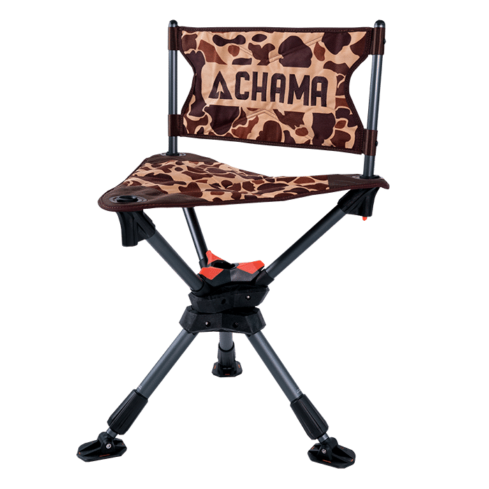 CHAMA CHAIR & TRAVEL BAG Chair, Swivel chair, Hunting chair