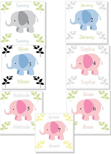 Personalized baby blanket quilt elephants in a row personalized personalized baby blanket quilt elephants in a row personalized organic cotton baby blanket several negle Image collections