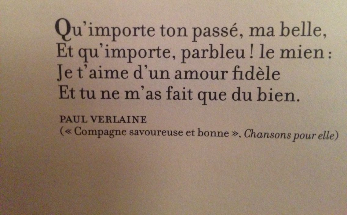 Paul Verlaine Poème D Amour Citation Proverbes Et Citations Mots D Amour