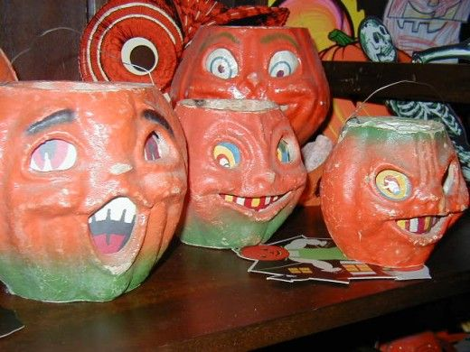 How To Collect Vintage Halloween Antiques And Collectibles Halloween Antiques Vintage Halloween Vintage Halloween Decorations