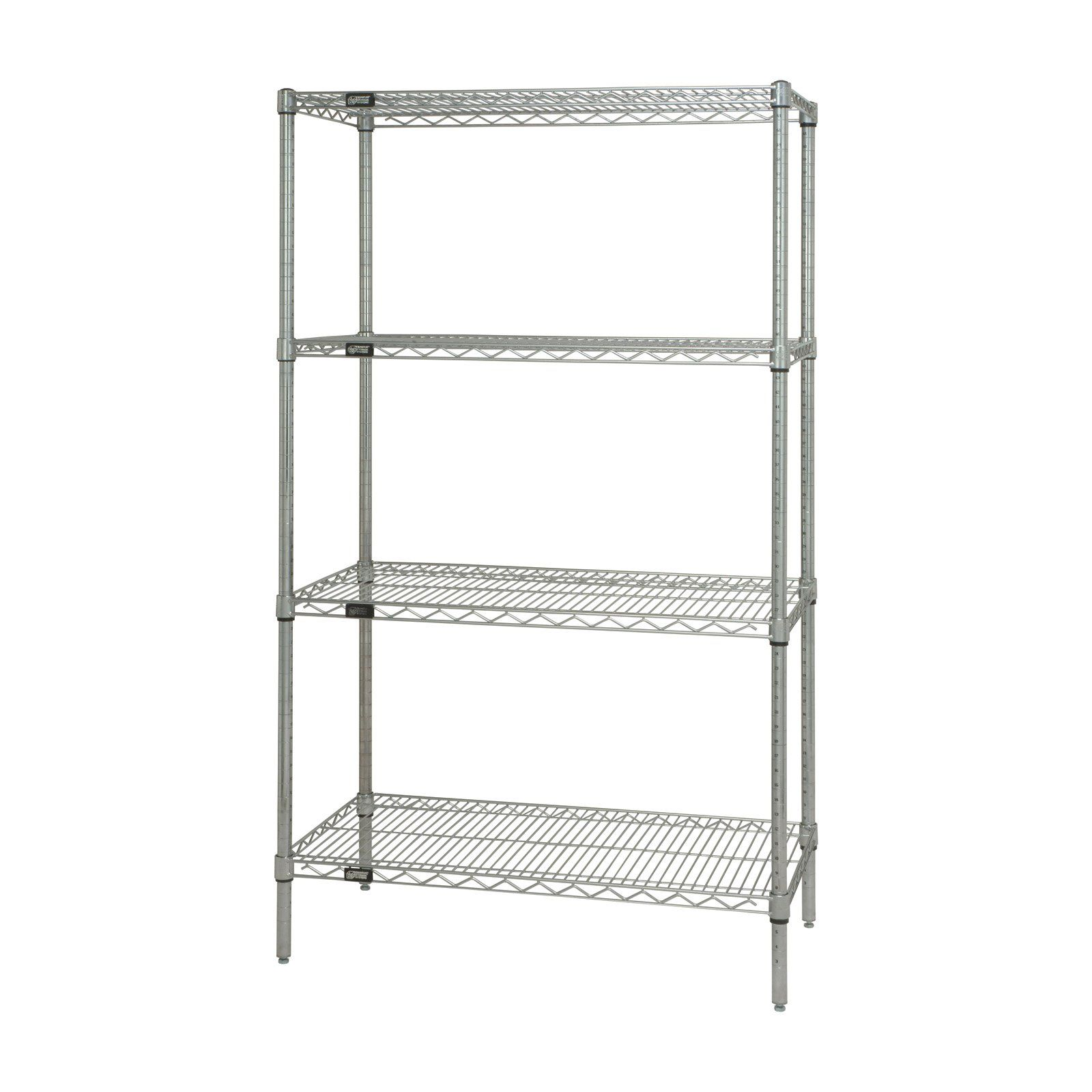 Quantum 36 in. Chrome Wire Shelving - WR63-1836C | Products ...