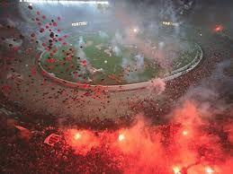 Resultado De Imagem Para Festa De Torcidas Com Sinalizadores Flamengo E Fluminense Clube De Regatas Flamengo Maracana