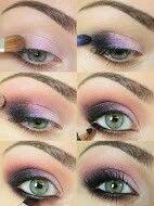 Purple Pearl Eyes...